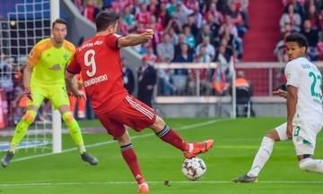 H Μπάγερν «ίδρωσε» 1-0 τη Βέρντερ Βρέμης (αποτελέσματα, highlights)