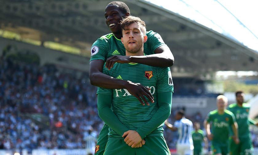 Premier League: H Γουότφορντ oνειρεύεται Ευρώπη (αποτελέσματα, highlights)