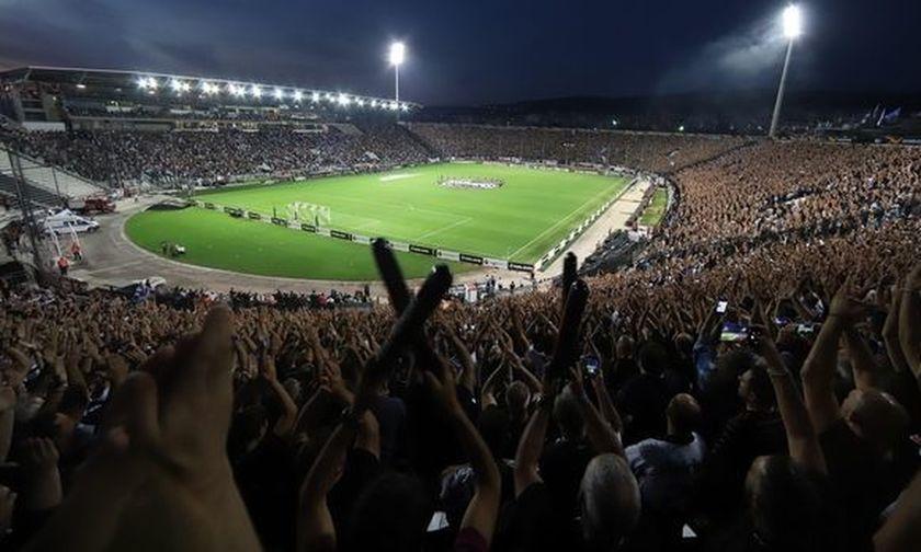 ΠΑΟΚ: Μακριά από την Τούμπα όσοι δεν έχουν εισιτήριο