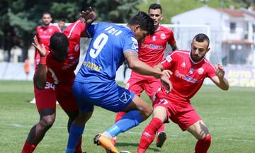 Απόλλων Λάρισας - Πλατανιάς 1-0: «Πλώρη» για τα μπαράζ η ομάδα της Θεσσαλίας
