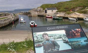 Game of Thrones : Απογείωσε τον τουρισμό στη Β. Ιρλανδία