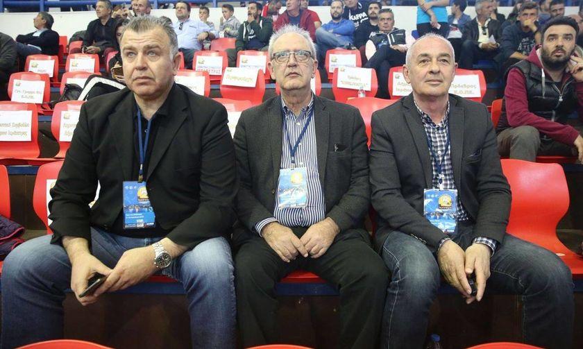Τσαλόπουλος για Ολυμπιακό, ΠΟΚ, Κουρνέτα, Βιεϊρίνια, ΠΑΟΚ και Ιβάν