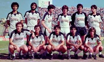 Το 1985, στο 2ο πρωτάθλημα του ΠΑΟΚ, ο Ιβάν ήταν 26 χρονών και ο Μέσι αγέννητος