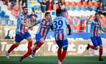 Πανιώνιος - ΠΑΣ: Τρομερό γκολ του Μασούρα για το 1-0 (vid)