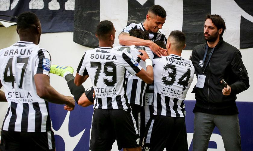 ΟΦΗ-Αστέρας Τρίπολης: Με πέναλτι ο Βαζ το 1-0 (vid)