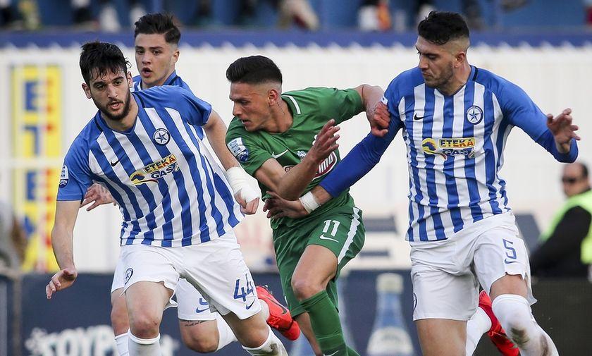 Ατρόμητος - Παναθηναϊκός 2-0: Με πρωταγωνιστή τον Κουλούρη (vid)