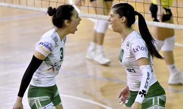 Μετά τον ΠΑΟΚ και ο ΠΑΟ στη Volley League γυναικών