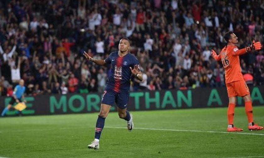Ligue 1: Στο θρόνο της η Παρί