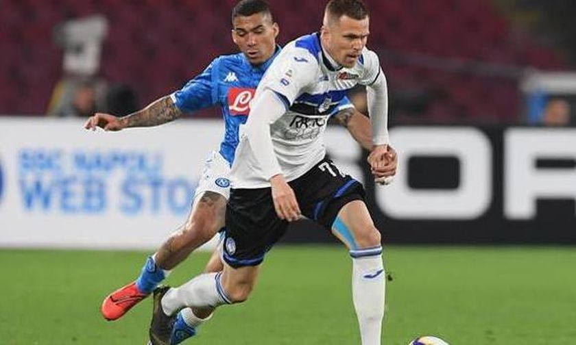 Serie A: Μεγάλο διπλό της Αταλάντα στη Νάπολι (αποτελέσματα, βαθμολογία)