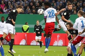 Παρθενικός τελικός Κυπέλλου για Λειψία, 3-1 το Αμβούργο!