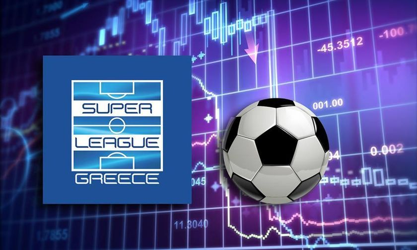 Η χρηματιστηριακή αξία της Super League: Oλυμπιακός η πιο ακριβή ομάδα