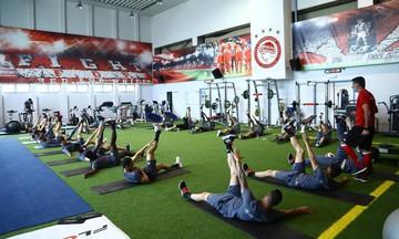 Ολυμπιακός: Η δουλειά δεν σταματάει ποτέ στο Ρέντη! (pic)