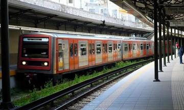 Χωρίς τρένα την Πρωτομαγιά - 24ωρη απεργία στον Hλεκτρικό