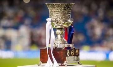 Η Σαουδική Αραβία θα φιλοξενήσει το ισπανικό Super Cup