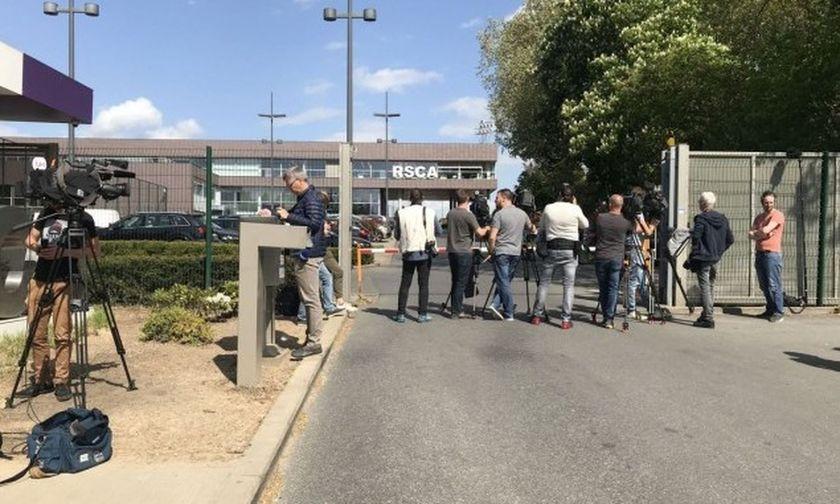 Εισβολή της αστυνομίας στα γραφεία της Άντερλεχτ