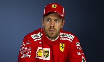 Φέτελ: «Έχω συμβόλαιο με τη Ferrari, αποκλείω το ενδεχόμενο της Formula E»