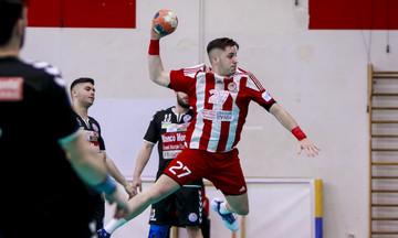 Δράμα-Ολυμπιακός 22-31: Στα ημιτελικά της Handball Premier οι «ερυθρόλευκοι»