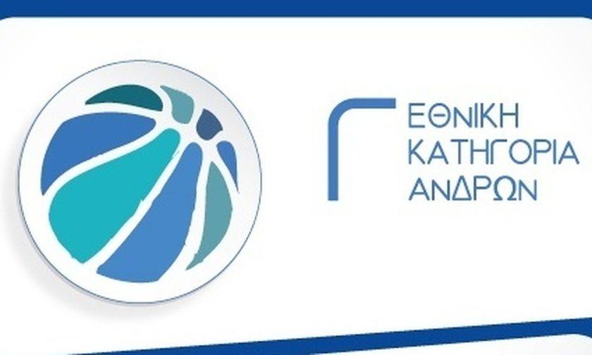 """Γ΄ Εθνική μπάσκετ: """"Διπλό"""" ο Μαντουλίδης"""