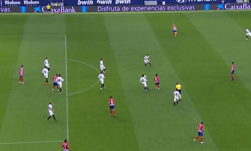 Ισπανία: Ματσάρα το Ατλέτικο-Βαλένθια 3-2 (highlights)