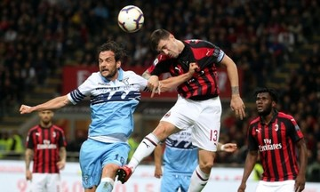 H Λάτσιο άλωσε το «Σαν Σίρο» και προκρίθηκε στον τελικό του Κυπέλλου Ιταλίας