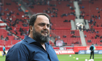 Βαγγέλης Μαρινάκης: «Στην ελίτ της Ευρώπης η ακαδημία του Ολυμπιακού»