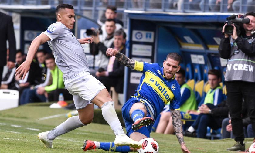 Αστέρας Τρίπολης - ΠΑΟΚ 0-0: Φτηνά τη γλίτωσε (highlights)