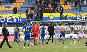 Καυστική ανακοίνωση του Αστέρα για τη διαιτησία με τον ΠΑΟΚ: Μεγάλη Πέμπτη - Σταύρωση...