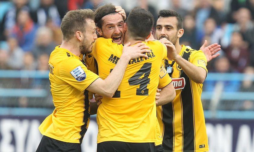 Λαμία-ΑΕΚ 0-4: Ξέσπασαν... (highlights)