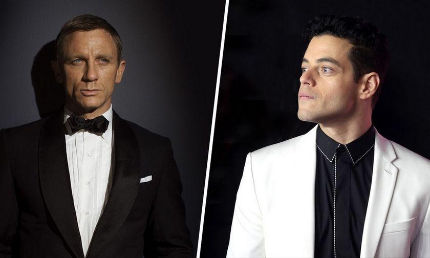 Τζέιμς Μποντ εναντίον Ραμί Μάλεκ στο «Bond 25»