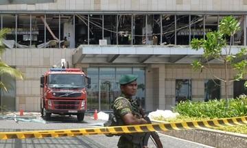 Σρι Λάνκα: Καρέ-καρέ τα βήματα του τρομοκράτη στο ξενοδοχείο (vid)