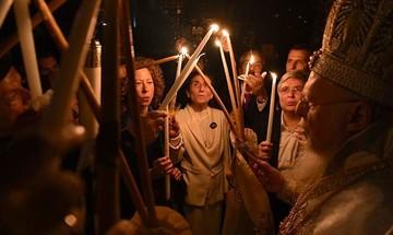 Οικουμενικός Πατριάρχης: Η πρωτόθρονος Εκκλησία της Ορθοδοξίας μένει σαν βράχος σταθερός