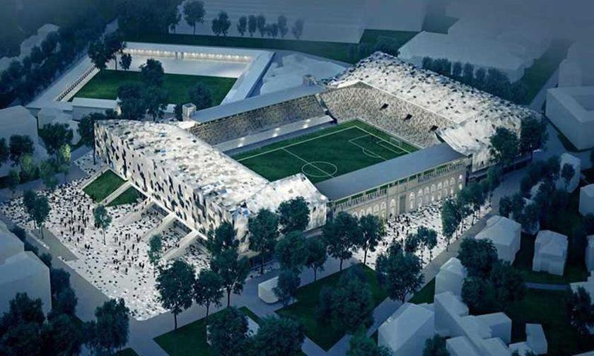 Φτιάχνει νέο γήπεδο η Αταλάντα