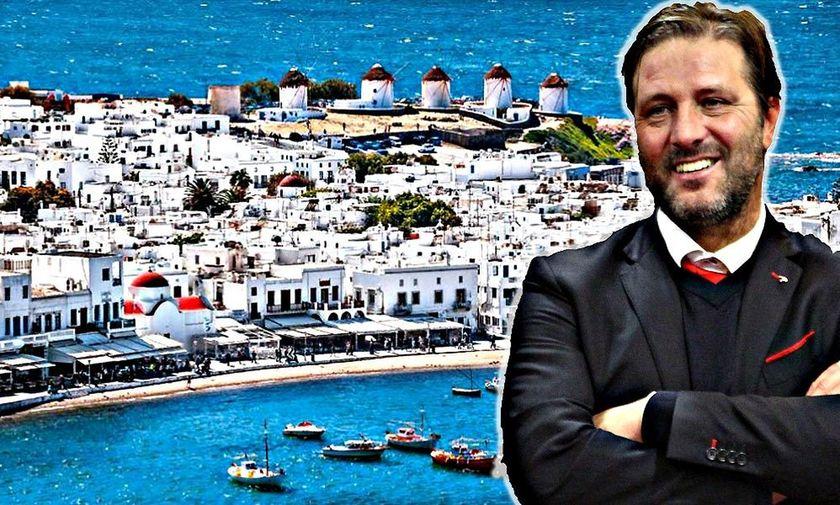 Το ελληνικό Πάσχα του Πέδρο Μαρτίνς