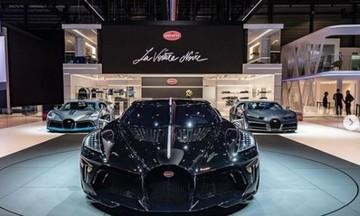 Νέα Bugatti κοστίζει 11 εκατ. ευρώ και την θέλει ο Ρονάλντο!
