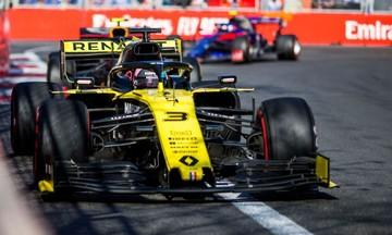 Η Formula 1 τιμώρησε τον Ρικιάρντο για το ατύχημα που προκάλεσε (vid)