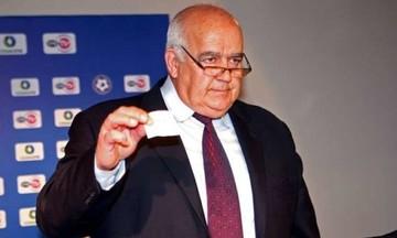 Γαβριηλίδης: «Μακάρι να γινόταν ο τελικός σε γεμάτο γήπεδο»