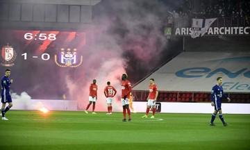 Άντερλεχτ: Χάνει το ματς με τη Σταντάρ στα χαρτιά με 5-0