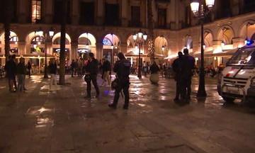 Έξι συλλήψεις οπαδών της Λίβερπουλ στην Βαρκελώνη