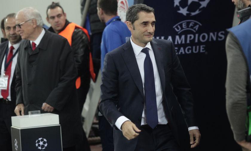 Βαλβέρδε: «Καλό αποτέλεσμα, αλλά πέρυσι είχαμε κερδίσει 4-1 τη Ρόμα»(vid)