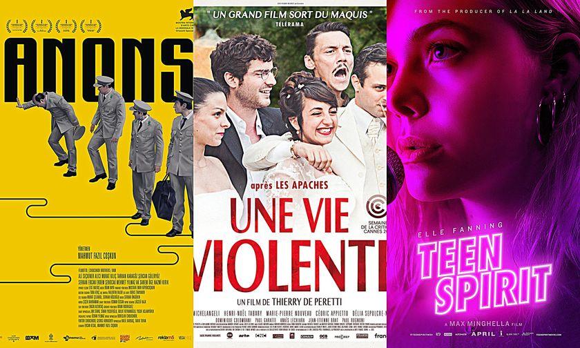 Νέες ταινίες: Το πραξικόπημα, ο Κορσικανός, Teen Spirit