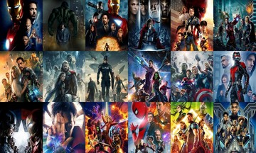 Marvel: To ranking με τις καλύτερες ταινίες της