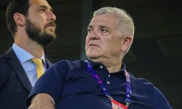 Ο φόβος του Μελισσανίδη - Πήγε στον Περέιρα μια εβδομάδα πριν από τον τελικό
