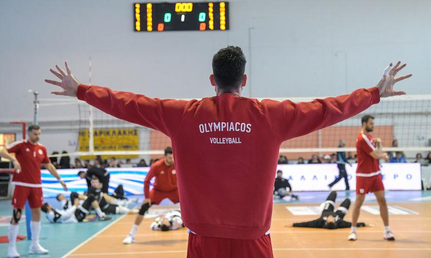 Oλυμπιακός - ΠΑΟΚ: Ο πιο βουβός τελικός βόλεϊ
