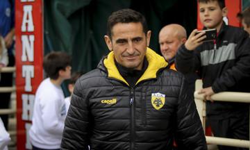 Χιμένεθ: «Πέρσι εμείς ήμασταν ανώτεροι στο πρωτάθλημα και ο ΠΑΟΚ στο κύπελλο»