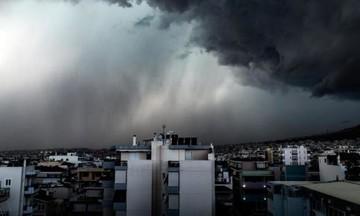 Η ΕΜΥ προειδοποιεί: Έκτακτο δελτίο ραγδαίας επιδείνωσης του καιρού