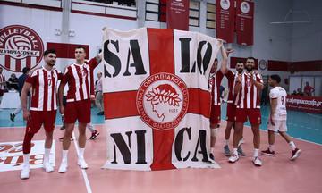 Ολυμπιακός-ΠΑΟΚ 3-0: Το πάρτι ξεκίνησε...