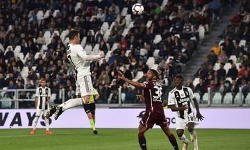 Γιουβέντους-Τορίνο 1-1: Ο Ρονάλντο έσωσε τους «μπιανκονέρι» από την ήττα (πρόγραμμα, βαθμολογία)