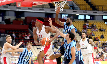 Basket League: Με τον Κολοσσό ο Ολυμπιακός, στον Χολαργό ο Παναθηναϊκός