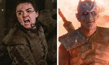 Game of Thrones: Η Άρια εκπαιδεύτηκε για να ξεκάνει όλο το Βασίλειο (vid)