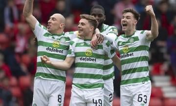 Πρωταθλήτρια ξανά η Σέλτικ στην Premiership Σκωτίας!